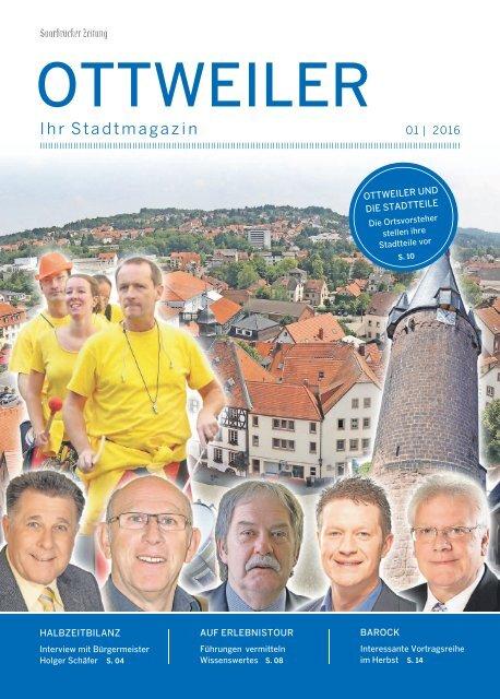 Stadtmagazin Ottweiler 01|2016