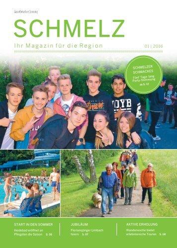 Gemeindemagazin Schmelz 01|2016