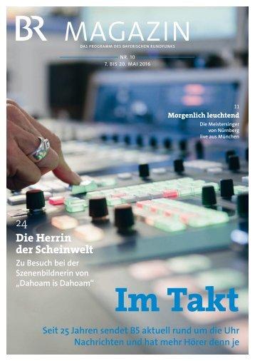 BR-Magazin 10/2016