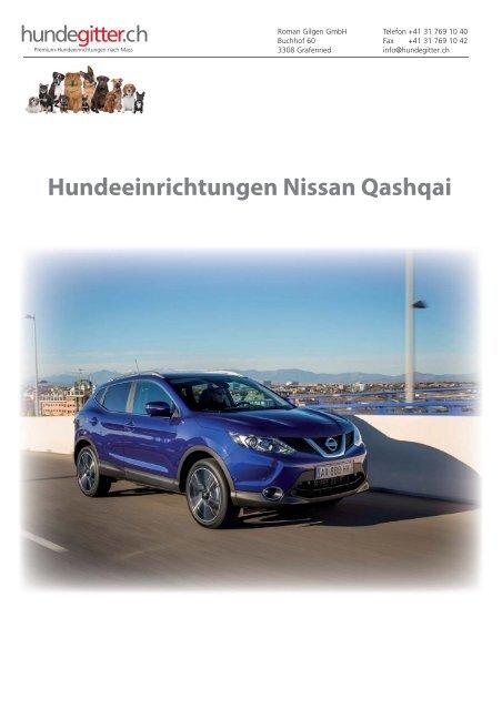 Nissan_Qashqai_Hundeeinrichtungen