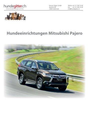 Mitsubishi_Pajero_Hundeeinrichtungen