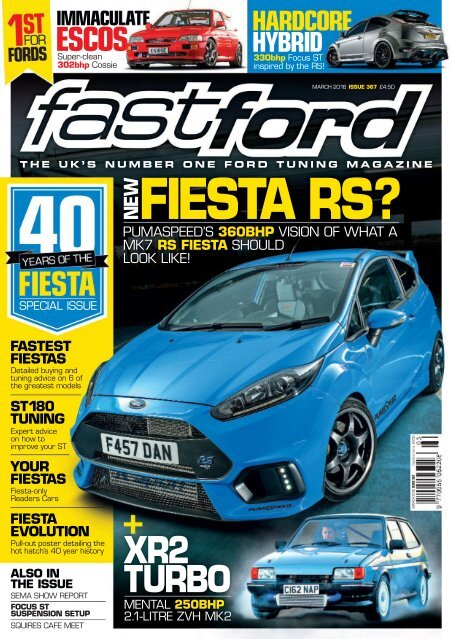 Fast Ford 2016/03