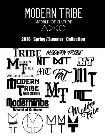 Modern Tribe 2016 Spring/Summer catalog