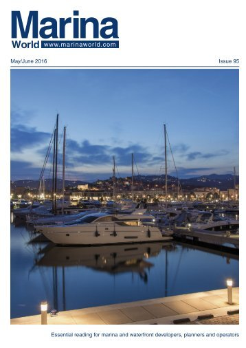 2016 May June Marina World