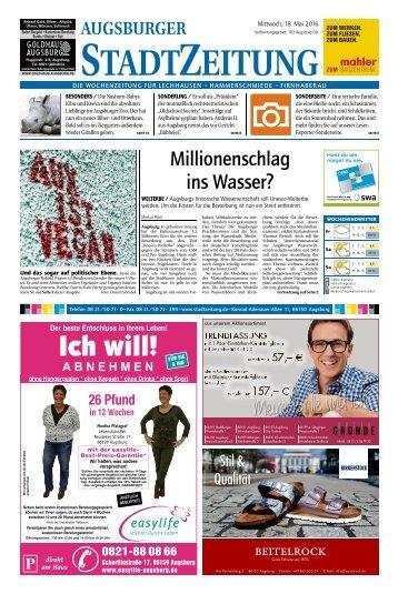 103 Augsburg - Ost 18.05.2016