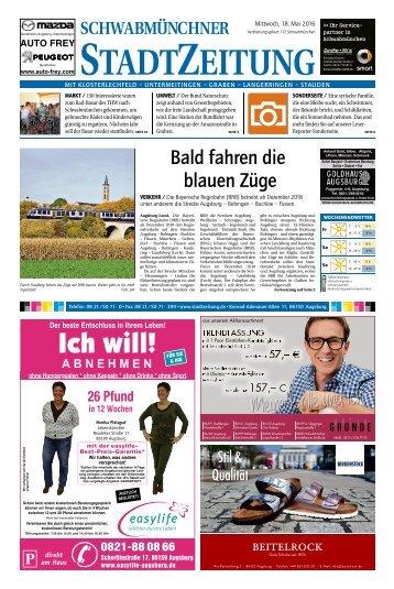 112 Schwabmünchen 18.05.2016