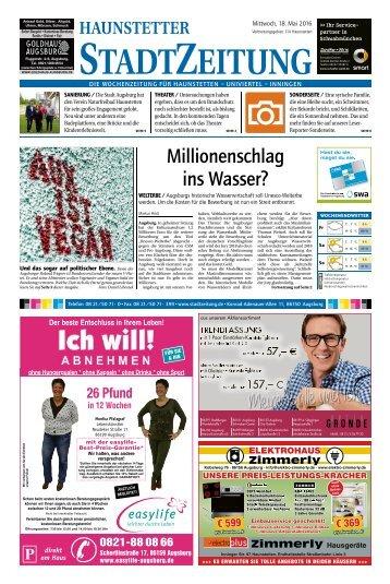 114 Augsburg - Haunstetten 18.05.2016