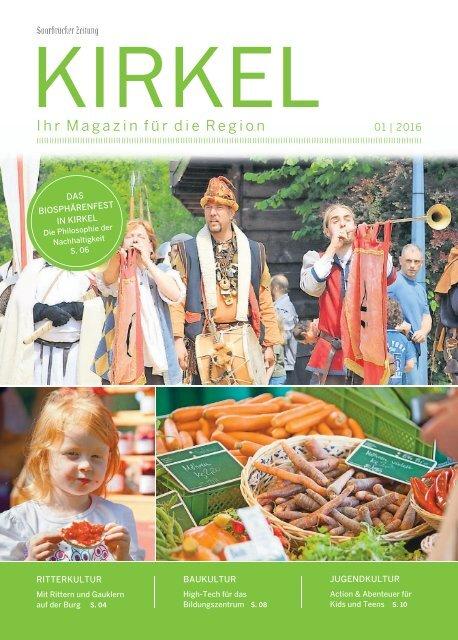 Gemeindemagazin Kirkel 01|2016