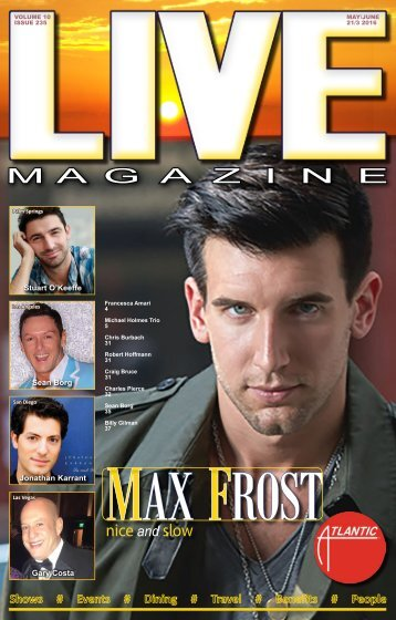LIVE Magazine #235 May 24- June 3, 2016