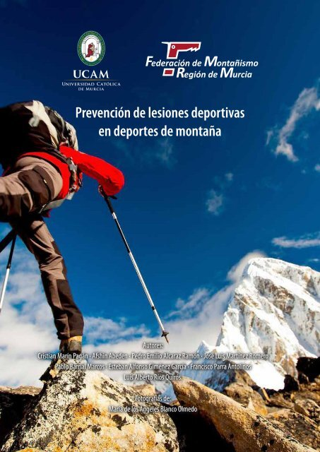 Prevención de lesiones deportivas en deportes de montaña
