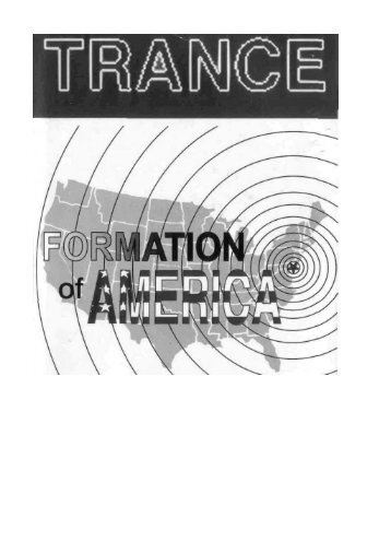 The TRANCEformation of America
