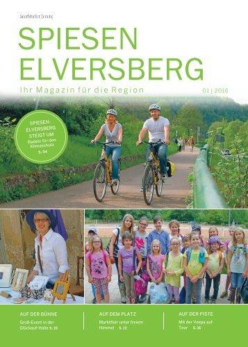 Gemeindemagain Spiesen Elversberg 01|2016