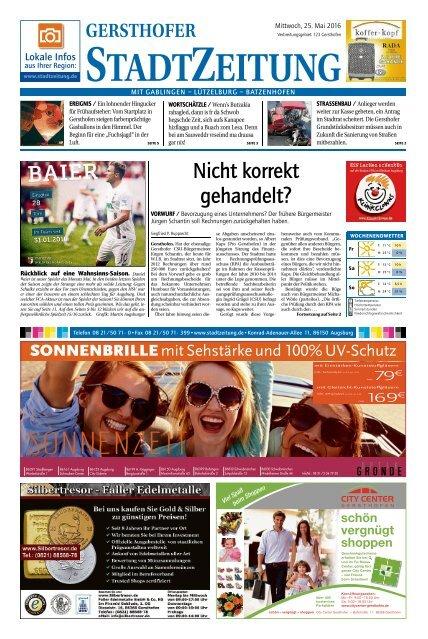 123 Gersthofen 25.05.2016