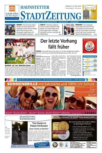 114 Augsburg - Haunstetten 25.05.2016
