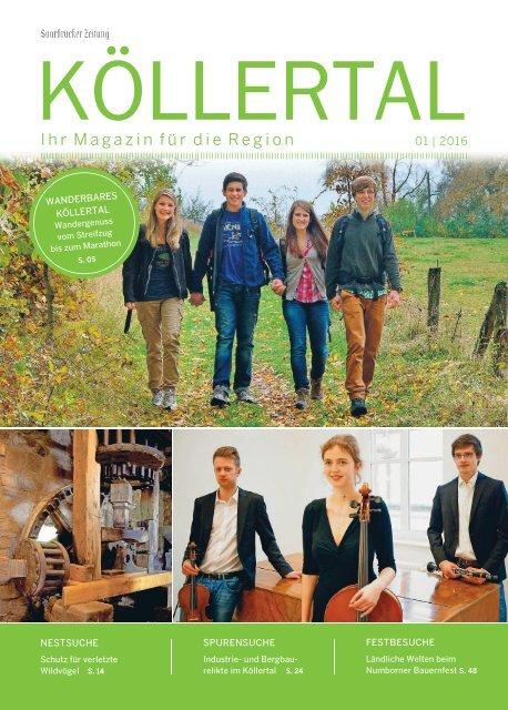 Gemeindemagazin Köllertal 01|2016