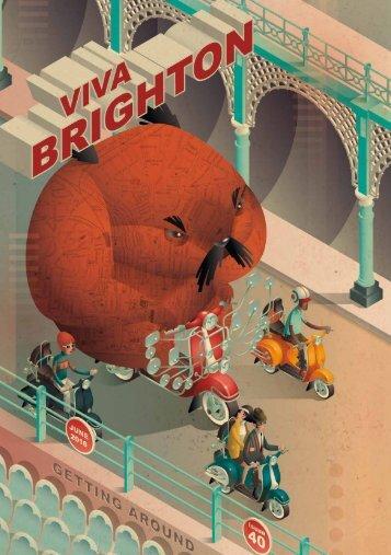 Viva Brighton Issue #40 June 2016