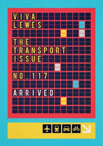 Viva Lewes Issue 117 June 2016