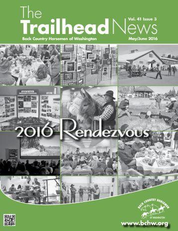2016 Rendezvous