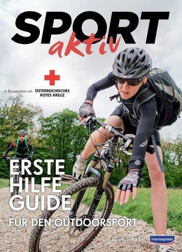 SPORTaktiv Erste Hilfe Guide 2016