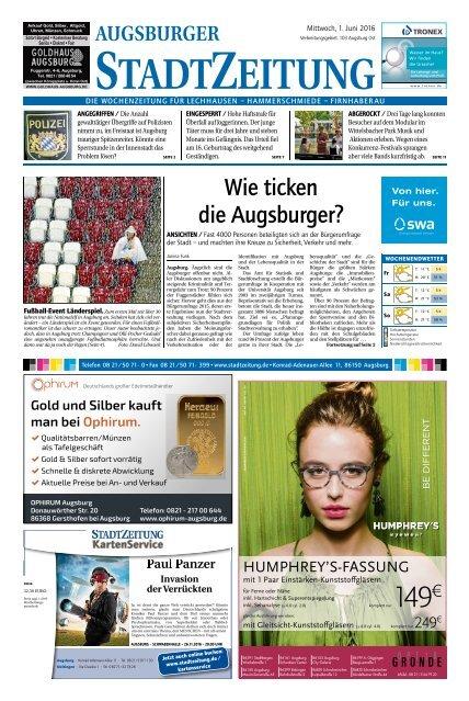 103 Augsburg - Ost 01.06.2016