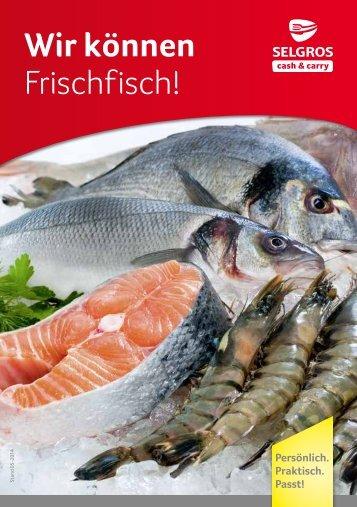 Frischfischtheke - Selgros Gersthofen