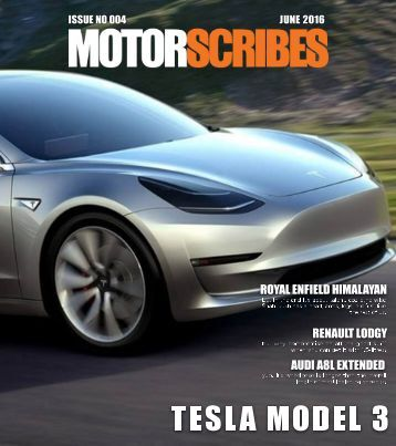 MotorScribes Magazine - June 2016