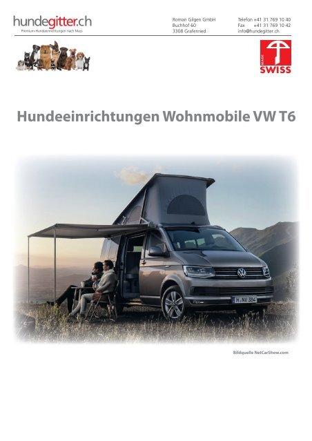 Hundeeinrichtungen_Wohnmobile_VW_T6