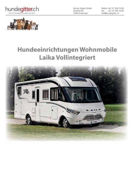 Hundeeinrichtungen_Wohnmobile_Laika_Vollintegriert