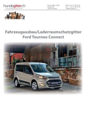 Ford_Tourneo_Connect_Fahrzeugausbau_Laderaumschutzgitter