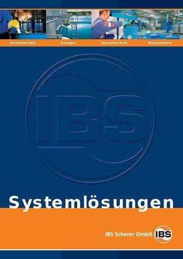 IBS-Produktkatalog