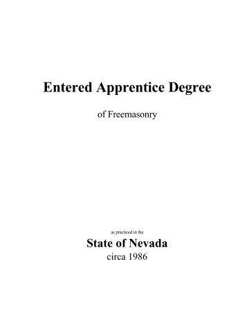 Entered Apprentice