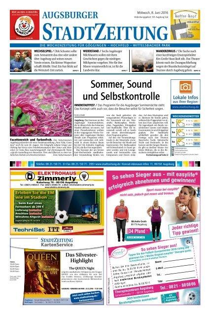101 Augsburg - Süd 08.06.2016