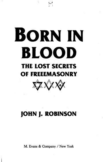 Born-in-Blood