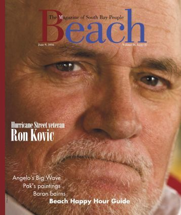 Beach Magazine June 2016