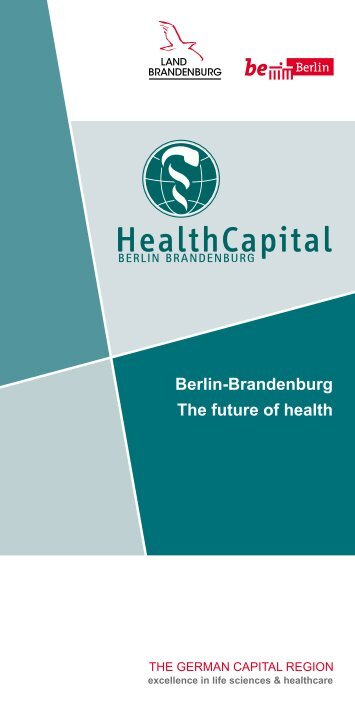 Cluster Healthcare Industries Berlin-Brandenburg