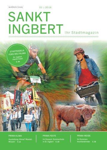Gemeindemagazin St. Ingbert 01|2016