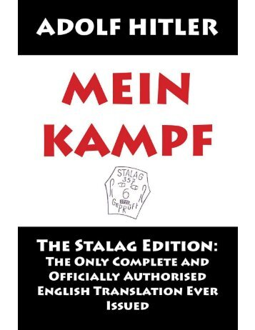 Mien Kampf - Staalag Edition