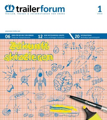 KRONE trailerforum 2016-01 (DE)