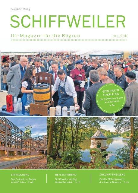 Gemeindemagazin Schiffweiler01|2016