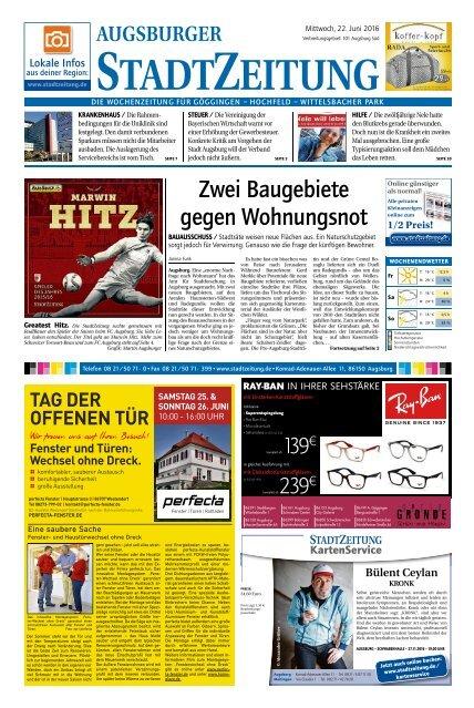 101 Augsburg - Süd 22.06.2016