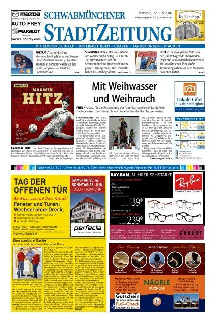 112 Schwabmünchen 22.06.2016