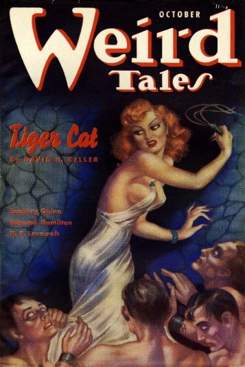 Weird Tales Magazine (1937)