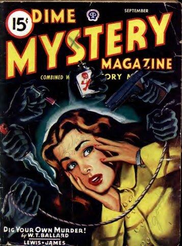 Dime Mystery Magazine (1946)