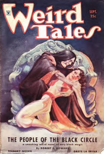 Weird Tales Volume24 Number 3
