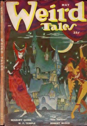 Weird Tales Volume 42 Number 4
