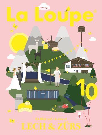 La Loupe LECH & ZÜRS NO 10. - Summer Edition 2016