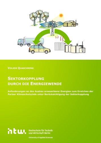 Sektorkopplung durch Energiewende