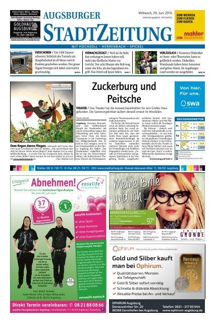 104 Augsburg - Süd-Ost 29.06.2016