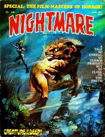Nightmare - Aug. 1971