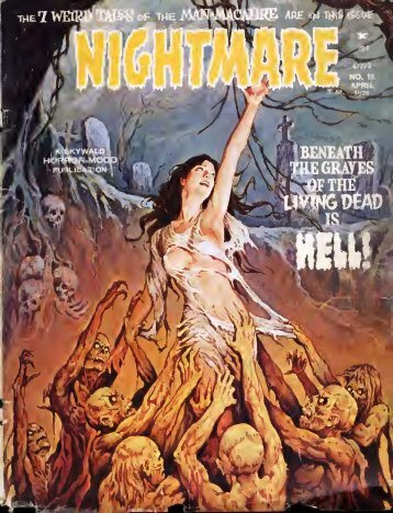 Nightmare - April 1974
